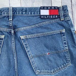 Vintage Tommy Hilfiger mom jeans